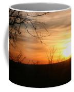 West Texas Sunset Coffee Mug