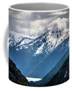 White Pass Mountains In British Columbia Coffee Mug