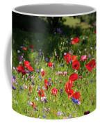Wild Flowers Art Coffee Mug