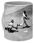 Willie Mays (1931- ) Coffee Mug