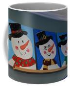 3 Wise Men Coffee Mug