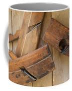 3 Wood Planes Coffee Mug