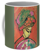 Young Girl With A Flowered Hat Coffee Mug