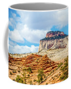Zion Canyon National Park Utah Coffee Mug