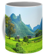 Rural Scenery In Summer Coffee Mug