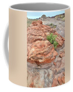 Colorful Sandstone In Valley Of Fire Coffee Mug