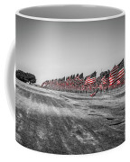 Pepperdine Flag Salute Coffee Mug