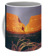 317828 Sunrise On Santa Elena Canyon  Coffee Mug