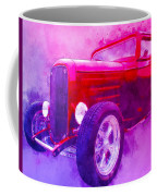 32 Highboy Watercolour Deuce On Acid Coffee Mug