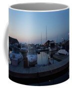 Racine Coastal Seascape - Michigan Lake In Wisconsin By Adam Asar Coffee Mug