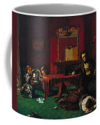 Past And Present Coffee Mug