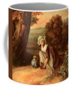 Walton Henry A Country Maid Henry Walton Coffee Mug