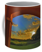 33- Window To Paradise Coffee Mug