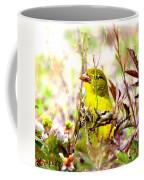3395 - Tanager Coffee Mug