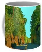 34- Enchanted Highway Coffee Mug