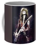 Jimmy Page. Led Zeppelin. Coffee Mug