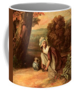 Walton Henry A Country Maid Henry Walton Coffee Mug