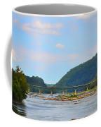 340 Bridge Harpers Ferry Coffee Mug by Bill Cannon