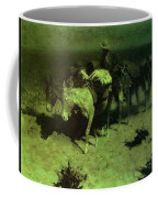 35427 Frederick Remington Coffee Mug
