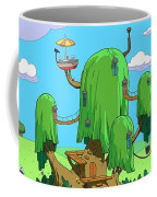 35666 Adventure Time Coffee Mug