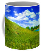 Pictures Of Oil Paintings Landscape Coffee Mug