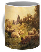 Weber Gottlieb Daniel Paul Near Obersdorf Bavaria Gottlieb Daniel Paul Weber Coffee Mug