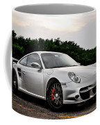 360 Forged Porsche 997tt 2 Coffee Mug