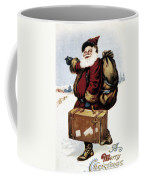 American Christmas Card Coffee Mug