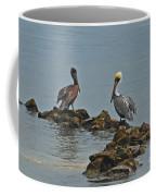 37-  Pelicans Coffee Mug