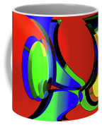 3d-curiosity Of Science Coffee Mug