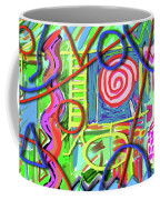 3d Jazz Coffee Mug