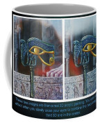 3 Dimensional Painting Coffee Mug