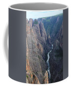 3d10307 Narrows View On North Rim  Coffee Mug