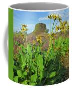 3da5792-dc Arrowleaf Balsamroot Framing Hat Rock Coffee Mug