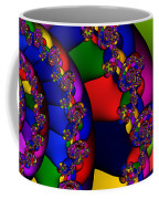 3x1 Abstract 909 Coffee Mug