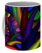 3x1 Abstract 915 Coffee Mug