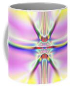 3x1 Abstract 917 Coffee Mug
