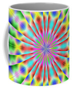 3x1 Abstract 918 Coffee Mug