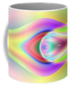 3x1 Abstract 921 Coffee Mug
