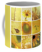 3x3 Yellow Coffee Mug