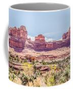 Views Of Canyonlands National Park Coffee Mug