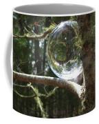 4-22-16--8699 Don't Drop The Crystal Ball, Crystal Ball Photography  Coffee Mug