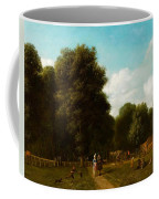 A View Of The The Haarlemmerhout Coffee Mug