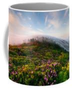 Acrylic Landscape Coffee Mug
