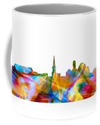 Alexandria Virginia Skyline Coffee Mug