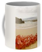 Aloha Lei Maui Hawaii Coffee Mug