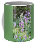Alpine Wildflower Coffee Mug