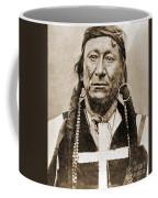 American Indian Chief Coffee Mug