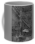 Angel Of The North Coffee Mug