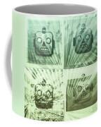 4 Angry Robots Coffee Mug